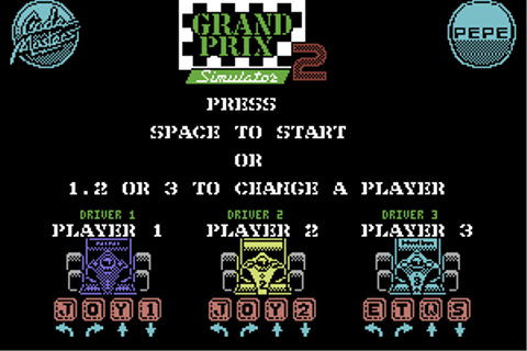 Download Grand Prix Simulator 2 - My Abandonware