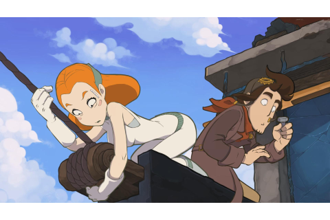 Deponia 3: Goodbye Deponia - Download - Free GoG PC Games