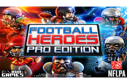 Football Heroes: Pro Edition (by Run Games) - Universal ...