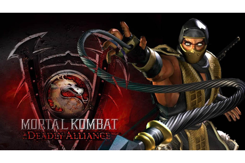 CGRundertow MORTAL KOMBAT: DEADLY ALLIANCE for PlayStation ...