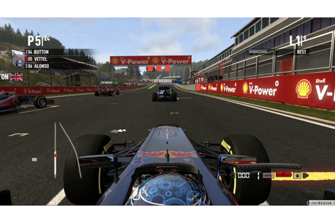F1 2011 - Spa 360 - High quality stream and download ...