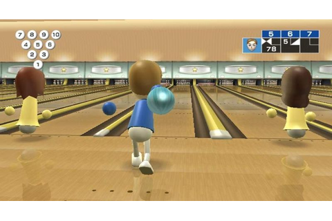 Bowling (training) | Wii Sports Wiki | FANDOM powered by Wikia