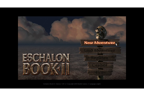 Eschalon: Book II Soundtrack - YouTube