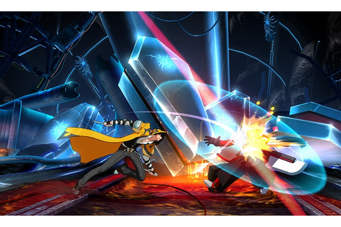 Japanese Release Dates for BlazBlue: Chrono Phantasma and ...