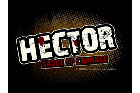 Hector: Badge of Carnage Review for Steam (2011) - Defunct ...