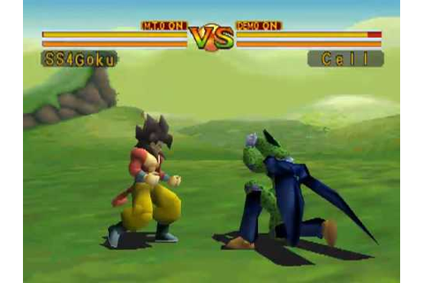 Classic Game - Dragon Ball GT Final Bout (PSX) : Play ...