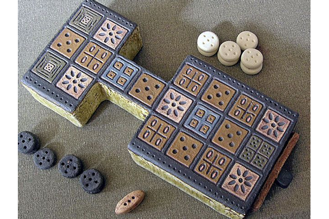 Geometric Game Board: Sumer; Ur the hometown of Patriarch ...