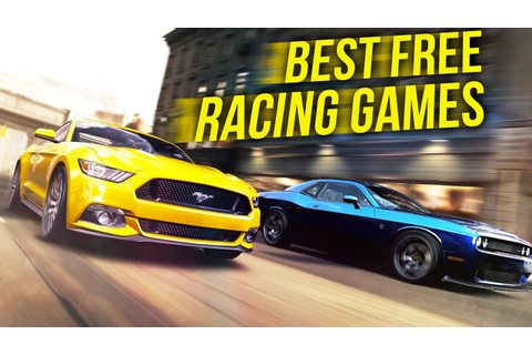 10 Best FREE Car Racing Games You Can Play Right Now - YouTube