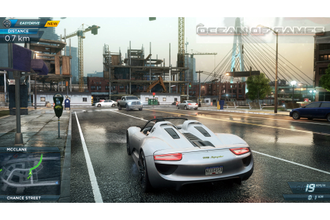 Need for Speed Most Wanted 2012 Free Download - Ocean Of Games