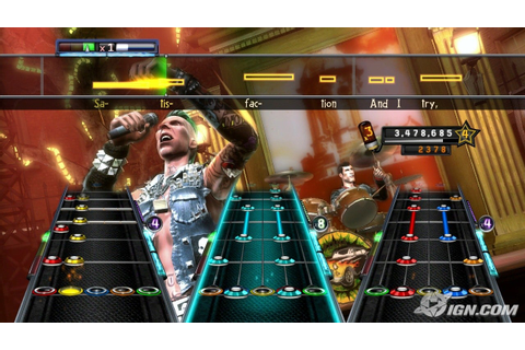 Guitar Hero 5 Screenshots, Pictures, Wallpapers ...