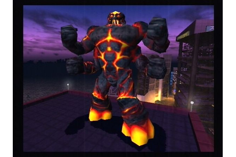 War of the Monsters Screenshot 11 - PlayStation 2 - The ...