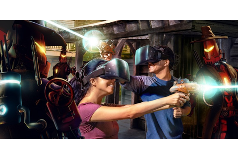 Knott's Berry Farm Announces World's First Free Roaming VR ...
