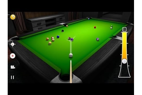 Best Pool Game for Android & iOS - Real Pool 3D - YouTube