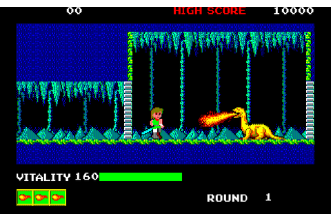 Download Dragon Buster - My Abandonware