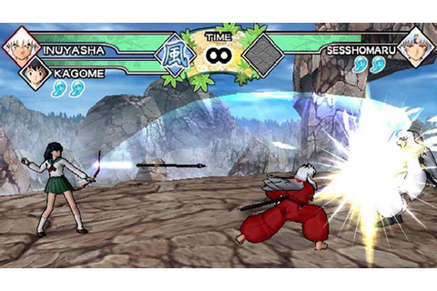 Inuyasha: Feudal Combat Game | PS2 - PlayStation