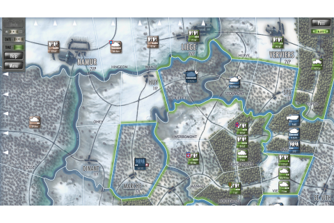 Download Battle of the Bulge Full PC Game