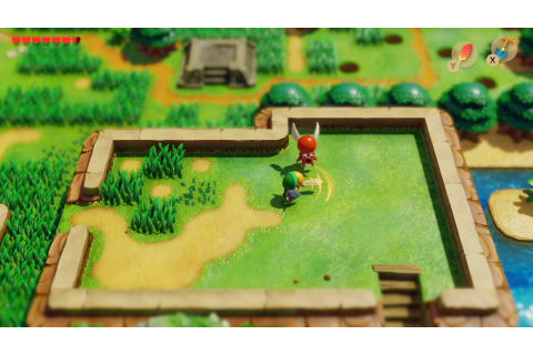 The Legend of Zelda: Link's Awakening (Nintendo Switch ...