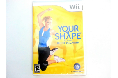 Your Shape game for Wii (New) | The Game Guy