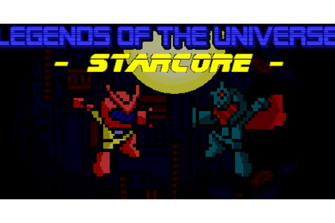 Legends of the Universe: StarCore - Game | GameGrin