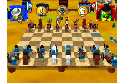 Download LEGO Chess (Windows) - My Abandonware