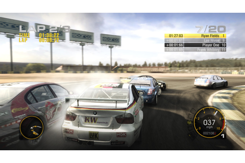 The Game Kita: Free Download Race Driver Grid for PC ...