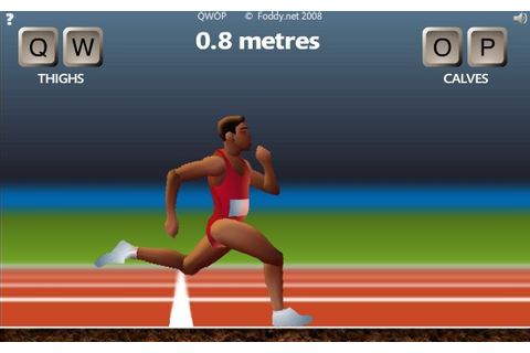 QWOP Hacked / Cheats - Hacked Online Games
