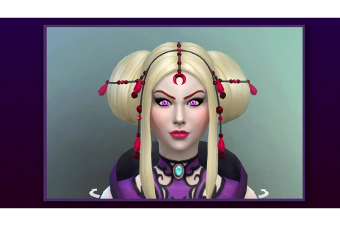 The Sims 4 Vampires- Official Trailer 0521 | SimsVIP