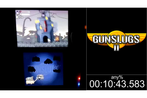Gunslugs 2 - [Game Request] any% [WR] (01:01:19.556) - YouTube