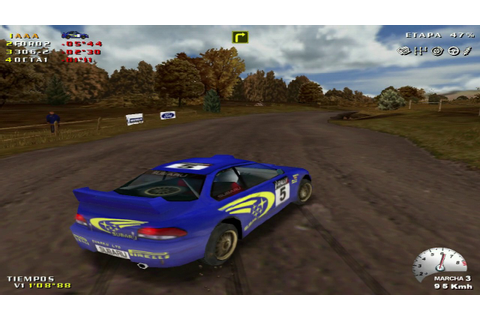 V-Rally 2 PC Gameplay Español HD - YouTube