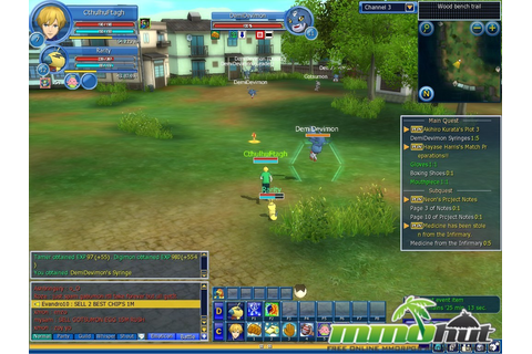 Digimon Masters Online | MMOHuts