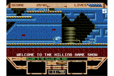 Download The Killing Game Show (Amiga) - My Abandonware