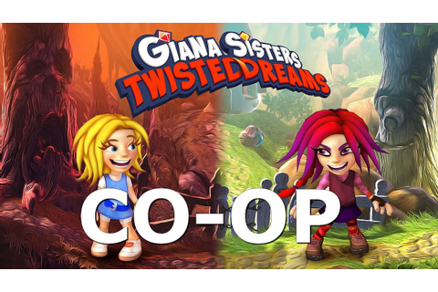 Giana Sisters: Twisted Dreams PC - local multiplayer ...