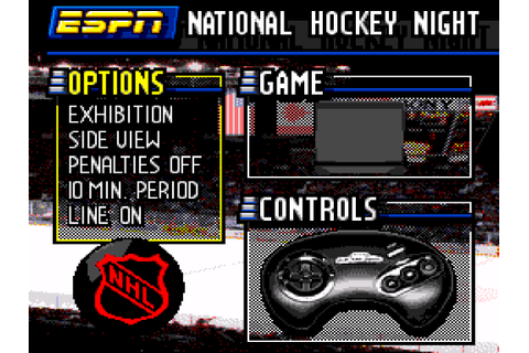 ESPN National Hockey Night Download Game | GameFabrique