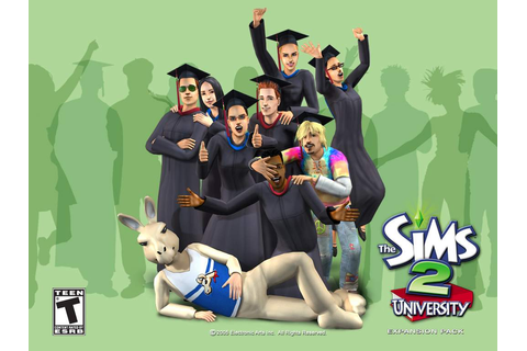 Free Download The Sims 2 University Expansion Pack Full ...