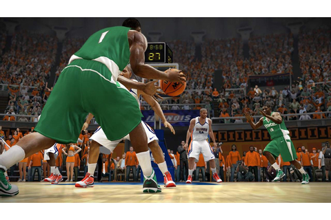 Amazon.com: NCAA Basketball 10 - Xbox 360: Video Games