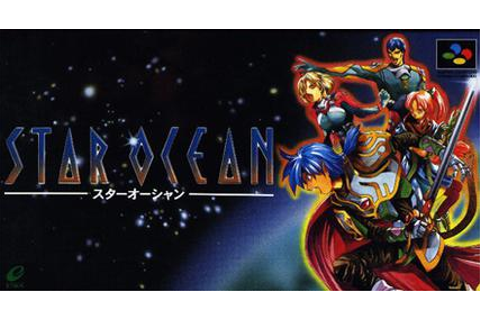Star Ocean (video game) - Wikipedia
