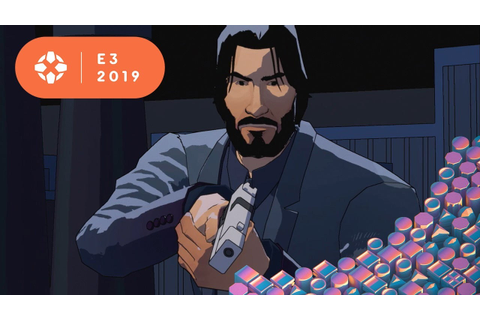 John Wick Hex Captures the Magic of the Movie's Combat ...