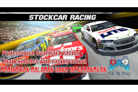 Stock Car Racing Android Racing Game video - Free Car ...