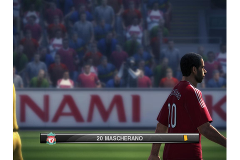 Pro Evolution Soccer 2010 Download - Nice game of football
