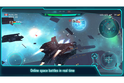 Space Jet: Online 3D space shooter - Free Download
