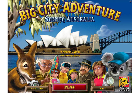 Big City Adventure - Sydney | GameHouse