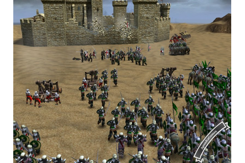 Stronghold 2 - PC Game Download Free Full Version