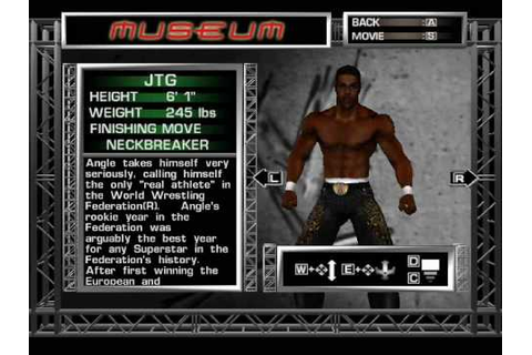 WWE RAW 2008 Total Edition PC Game: Wrestlers - YouTube