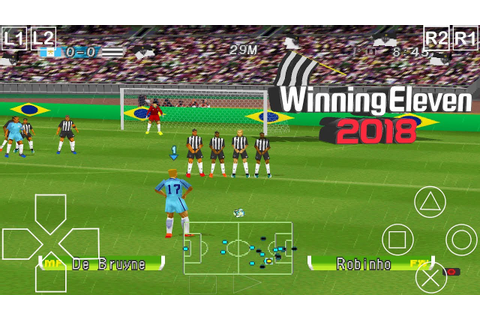 Winning Eleven 2018 | Android | PSX | Free Download - YouTube