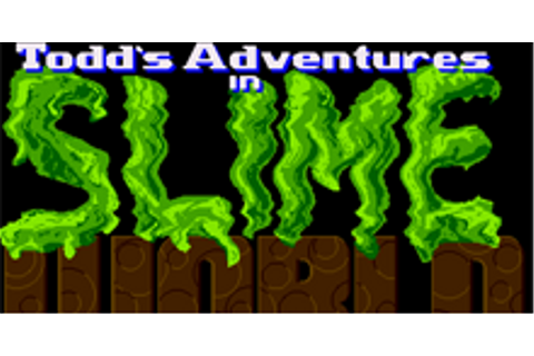 Todd's Adventures in Slime World Download Game | GameFabrique