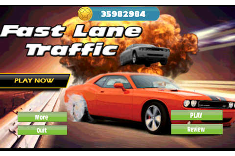 Fast Lane Traffic APK 1.1 - Free Racing Games for Android