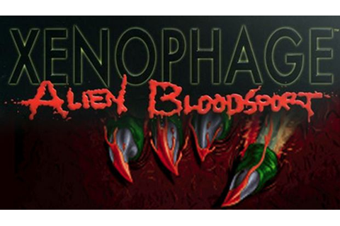 Xenophage: Alien Bloodsport Torrent « Games Torrent