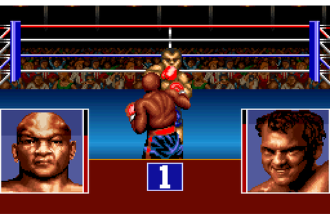 SNES A Day 77: George Foreman's KO Boxing - SNES A Day