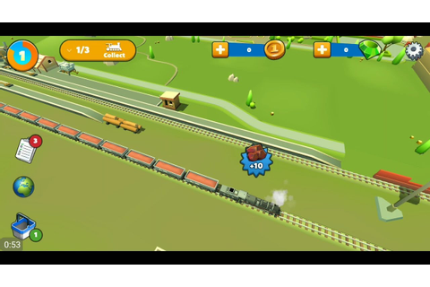 TrainStation 2 (by Pixel Federation) - simulation game for ...