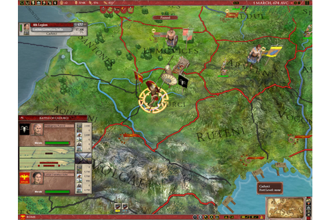 Europa Universalis: Rome Screenshots for Windows - MobyGames
